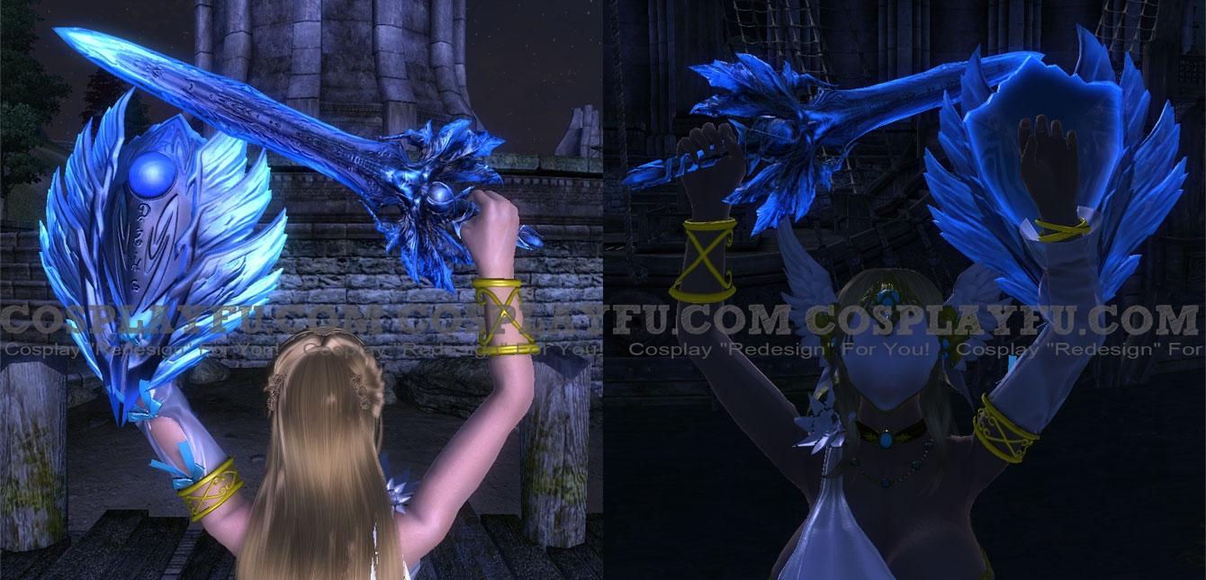 Elysium Sword from Soulcalibur