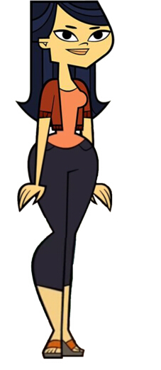 Emma Cosplay Costume from Total Drama