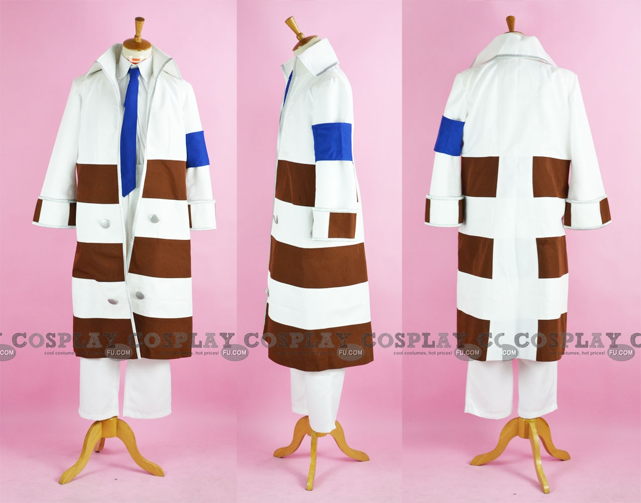 Emmet Cosplay Costume (4th) from Pokemon