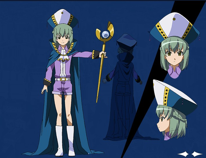 Emperor Cosplay Costume from Akame ga Kill