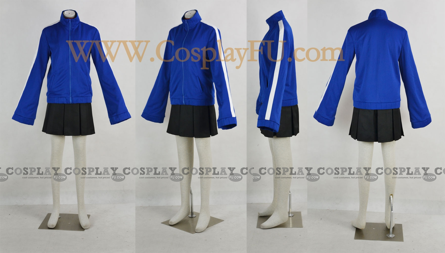 Ene Cosplay Costume from Kagerou Project