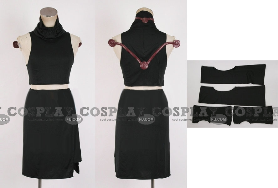 Envy Cosplay Costume from Fullmetal Alchemist