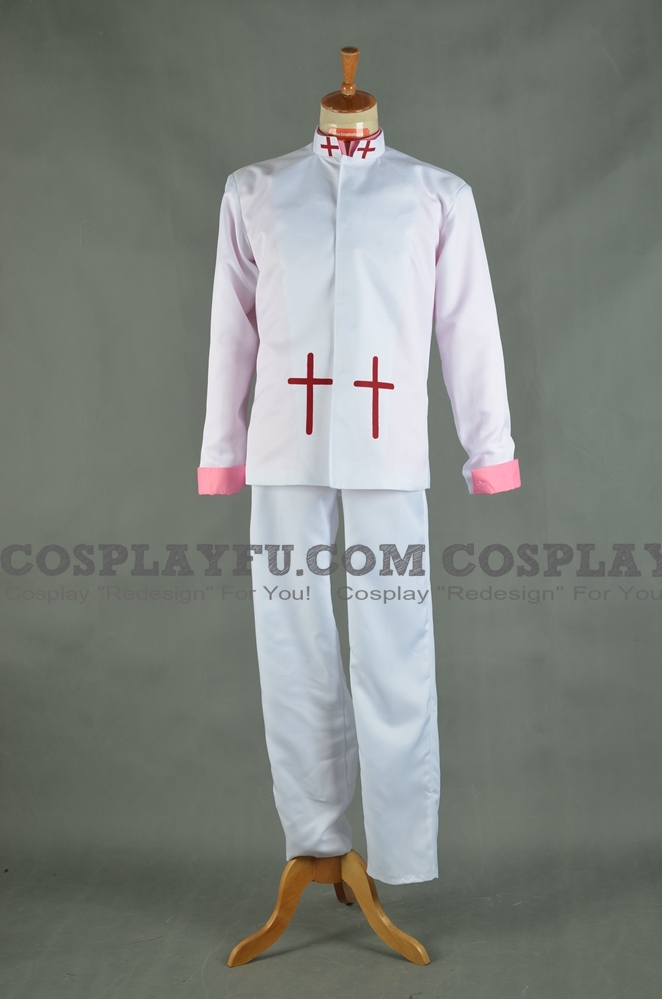 Episode Cosplay Costume from Owarimonogatari