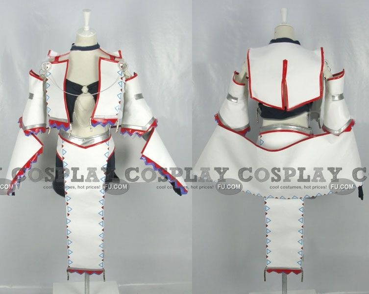 Equis Cosplay Costume from Monster Hunter