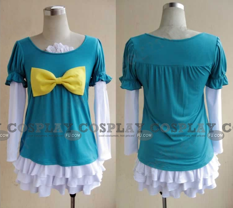 Erika Cosplay Costume from HeartCatch PreCure