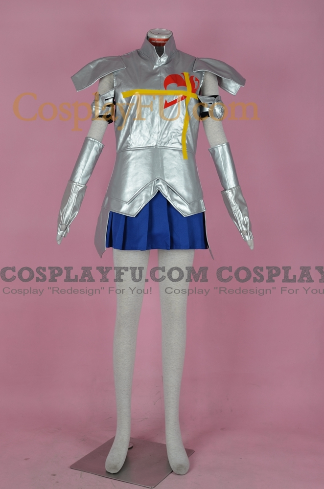 Erza Cosplay Costume (2nd) from Fairy Tail
