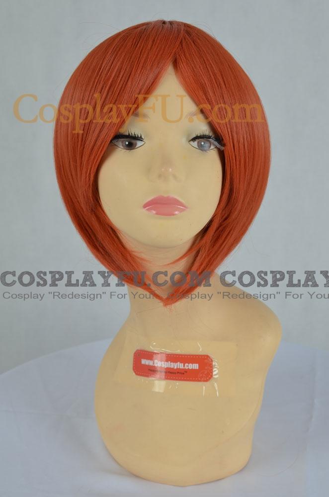 Estellise Wig (Orange) from Tales of Vesperia