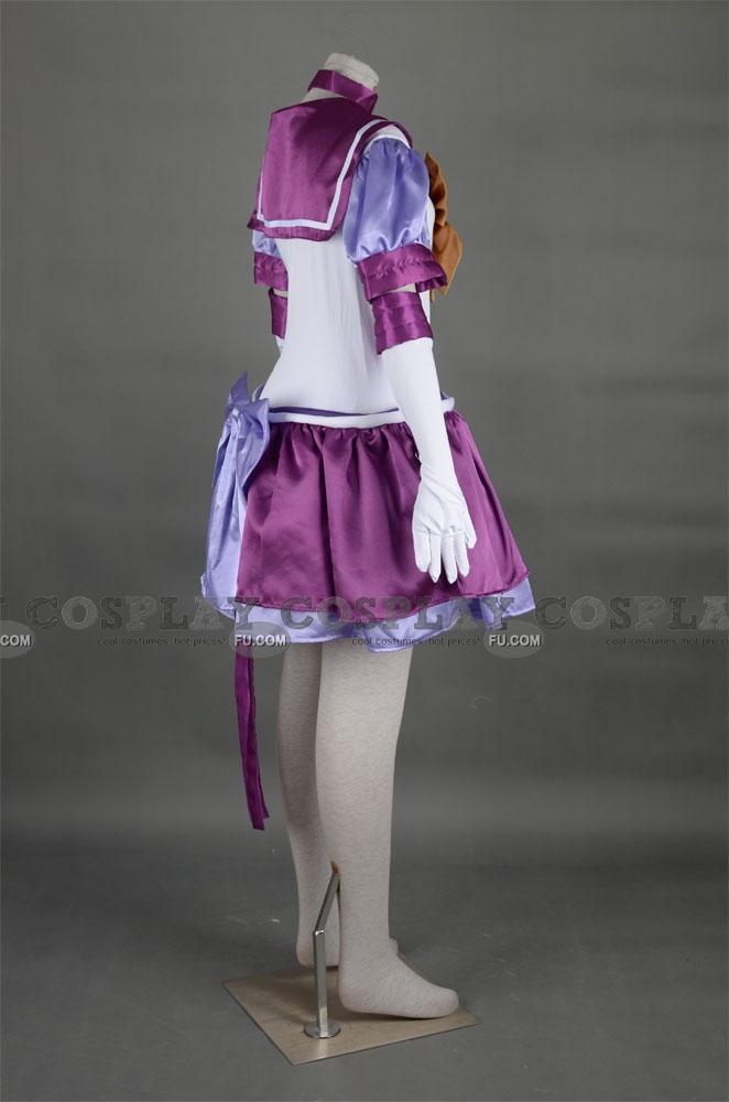 Custom Eternal Sailor Saturn Cosplay Costume from Sailor ...