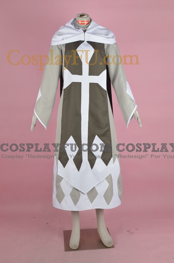 Etihw Cosplay Costume from The Gray Garden