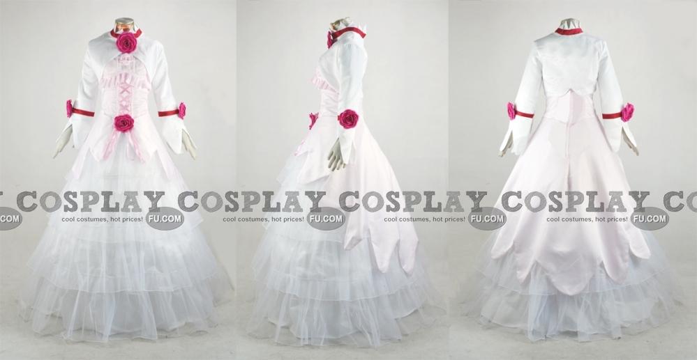 Code Geass Euphemia Li Britannia Costume (Vestire)