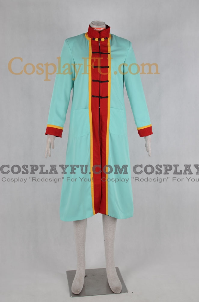 Fang Cosplay Costume from Rosario Vampire
