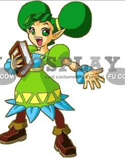 Farore Cosplay Costume from The Legend of Zelda