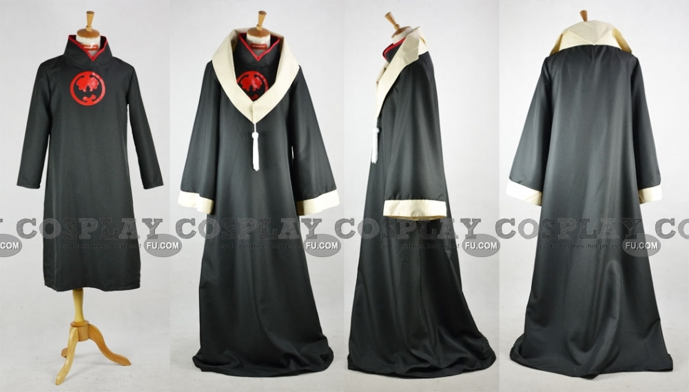 Fei Wang Cosplay Costume from Tsubasa Reservoir Chronicle