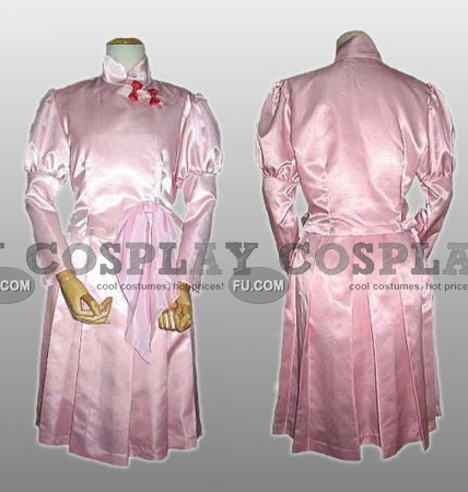 Mobile Suit Gundam SEED Flay Allster Costume