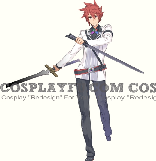 Folth Cosplay Costume from Summon Night 5