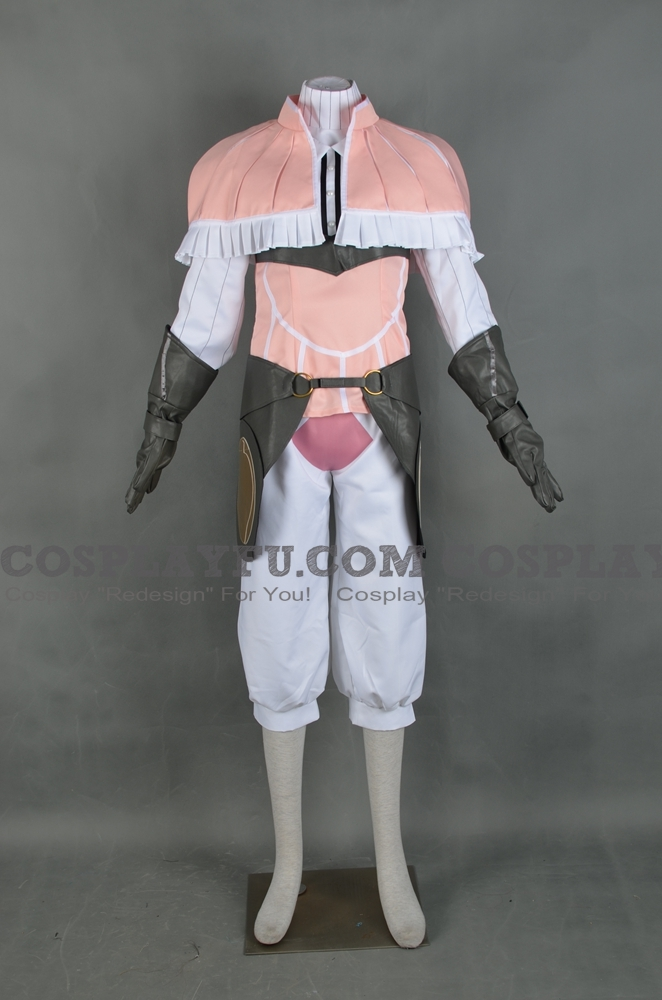 Forrest Cosplay Costume from Fire Emblem Fates