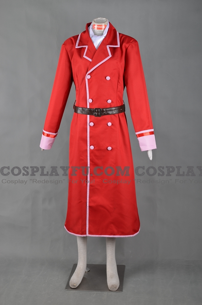 Freed Cosplay Costume from Fairy Tail