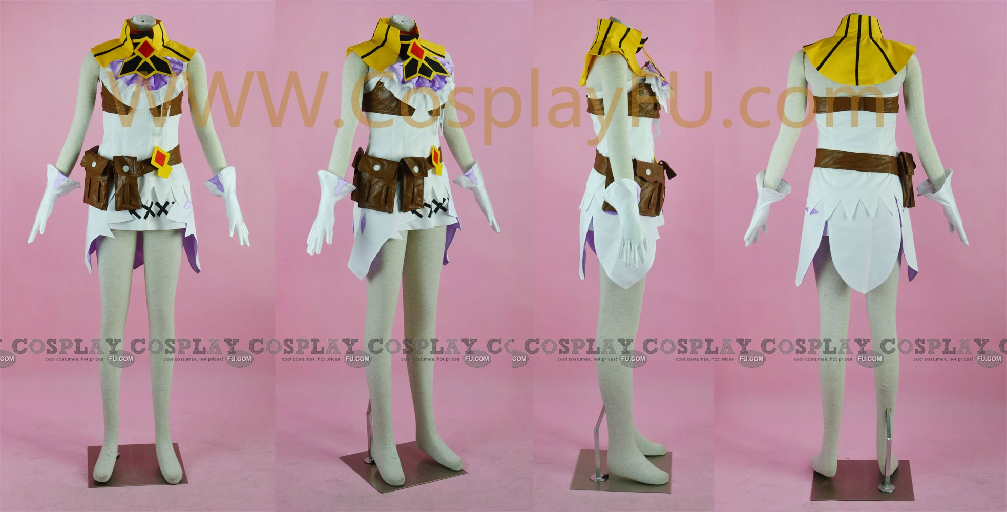 Rune Factory Frey Costume