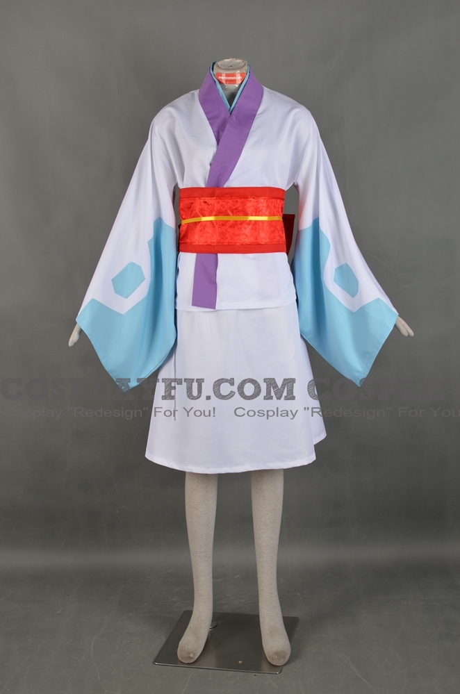 Froslass Cosplay Costume from Pokemon