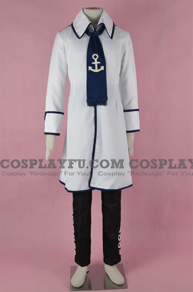 Fukami Cosplay Costume from Wadanohara and the great blue sea