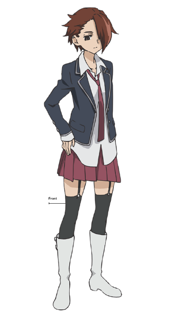 Fumio Cosplay Costume from Selector Infected WIXOSS