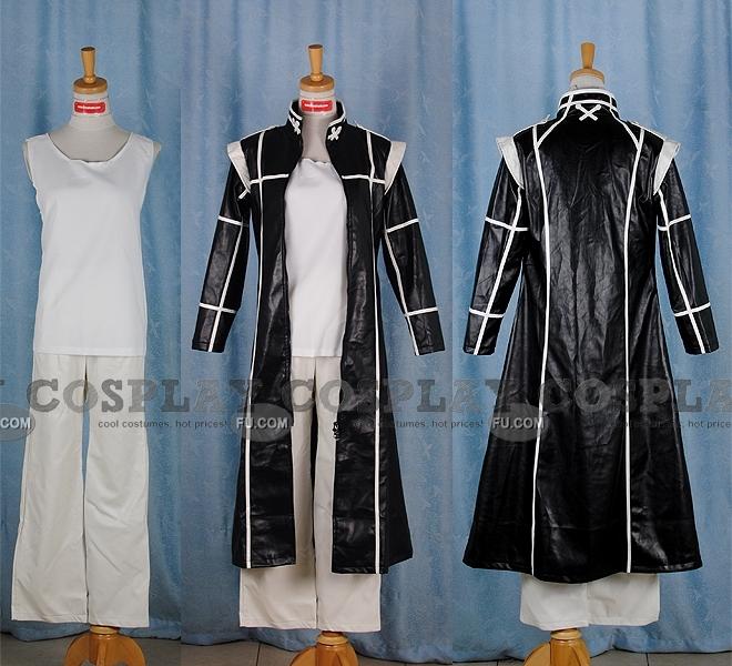 Funeral Wreaths Cosplay Costume from Katekyo Hitman Reborn