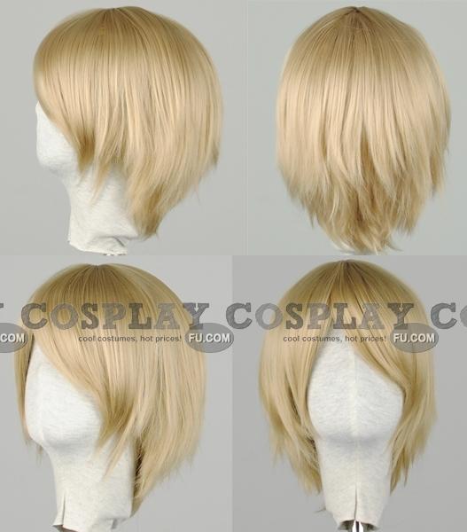 Futa Wig from Katekyo Hitman Reborn