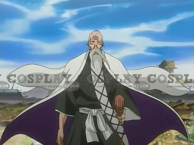 Genryusai Cosplay Costume from Bleach