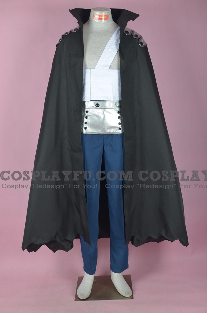 Gildarts Cosplay Costume from Fairy Tail