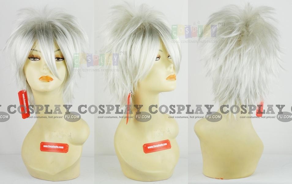 Gintoki Wig from Gin Tama