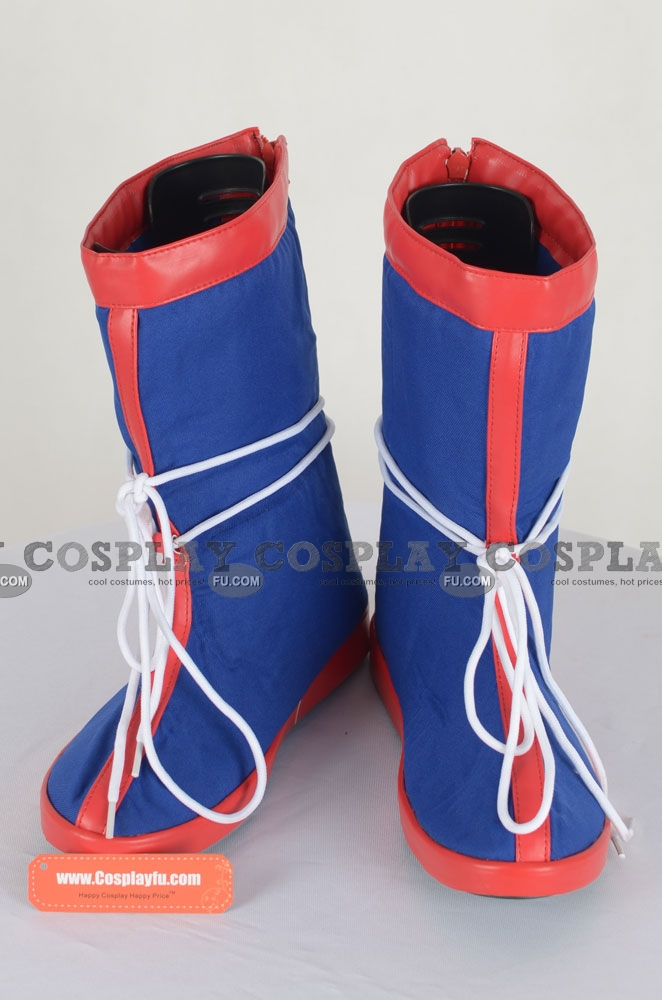 Dragon Ball Son Goku Zapatos (Q7473)