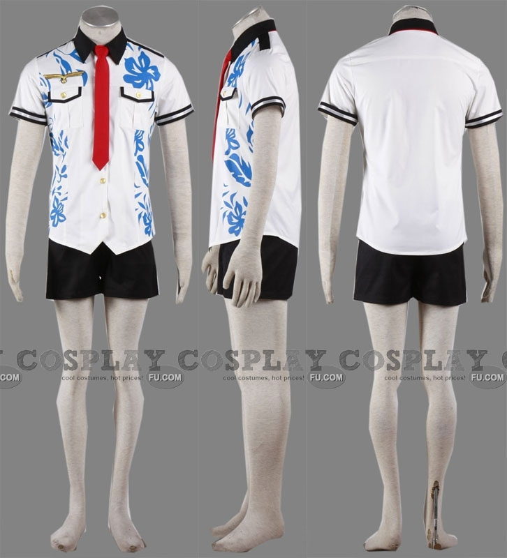 Akira Cosplay Costume (86-002) from Scared Rider Xechs