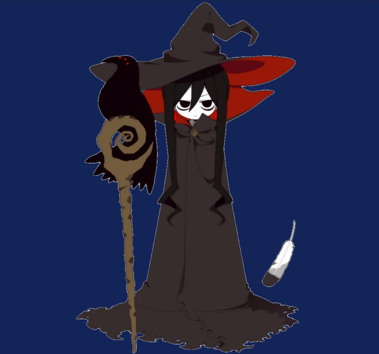 Great Witch Cosplay Costume from Wadanohara and the great blue sea