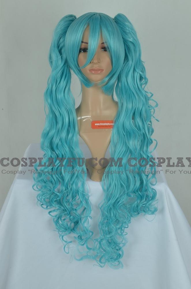 Aoi Zaizen wig from Yu-Gi-Oh!