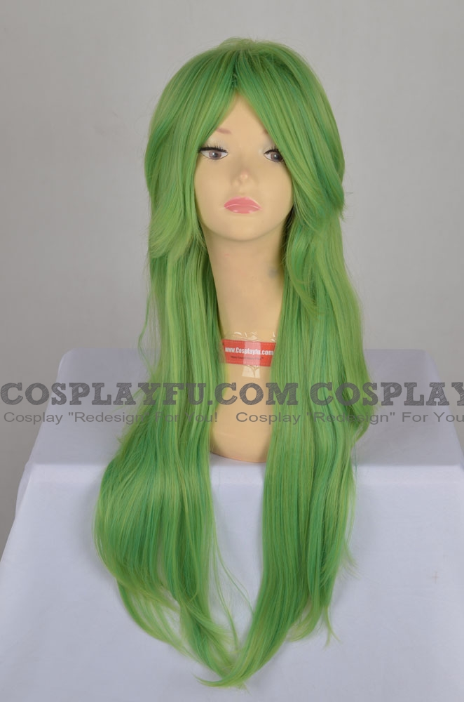 Rydia wig from Final Fantasy IV