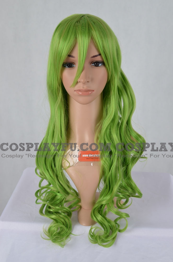 Monet wig from One Piece