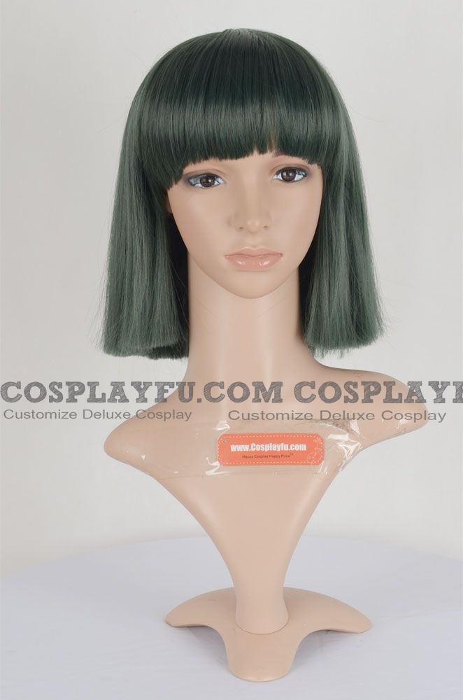 Oompa Loompa wig from Willy Wonka and the Chocolate Factory