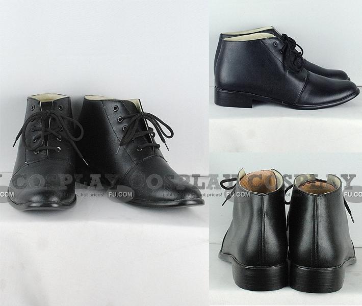 Grell Shoes (2nd) from Kuroshitsuji