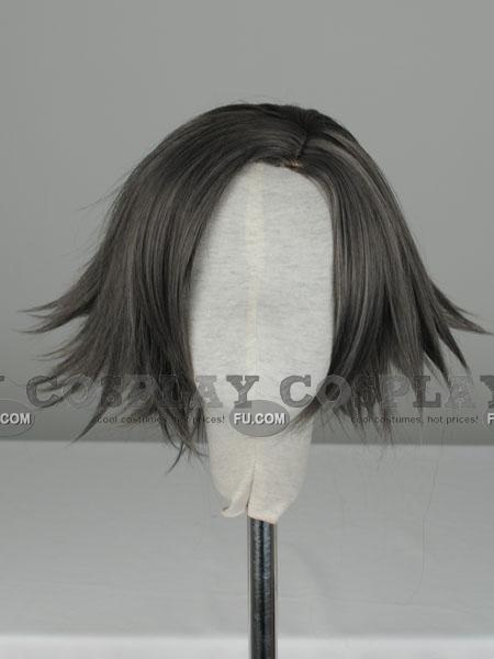 Grey Wig (Short,Spike,Machina)
