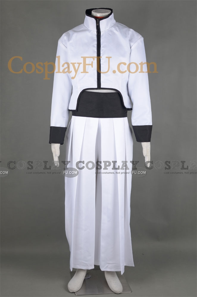 Grimmjow Cosplay Costume (Stock) from Bleach