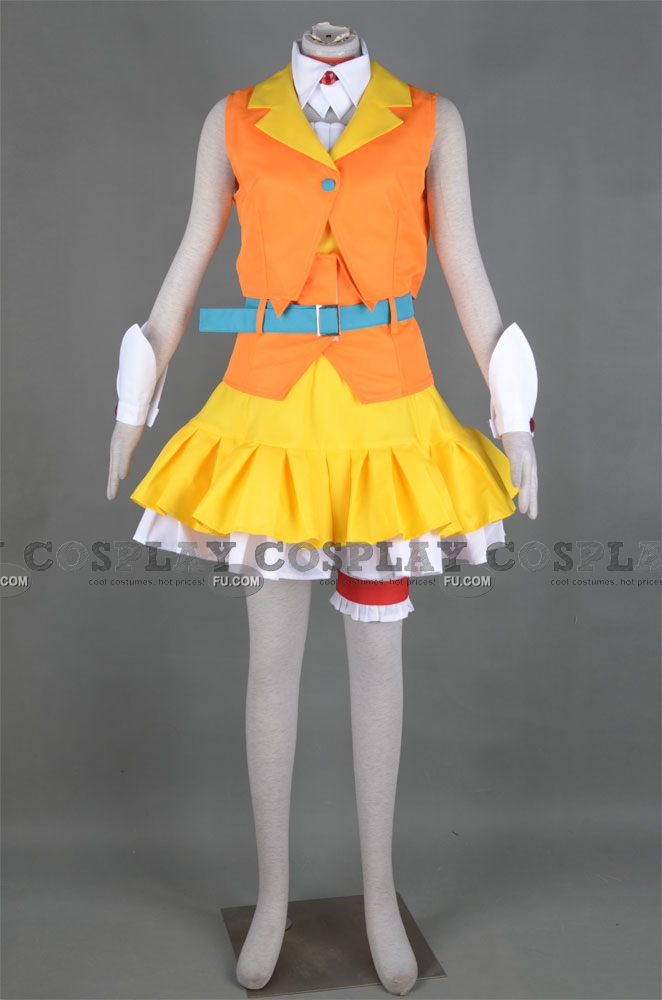 Gumi Cosplay Costume from Vocaloid
