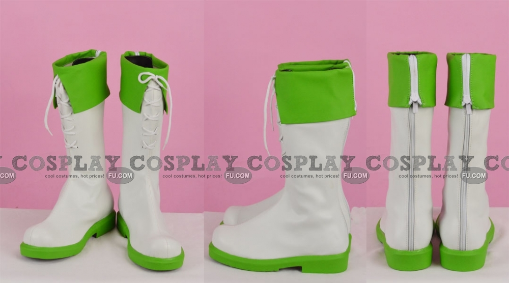 Gumi Shoes (D044) from Vocaloid