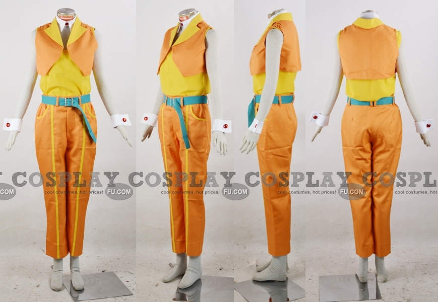 Gumo Cosplay Costume from Vocaloid