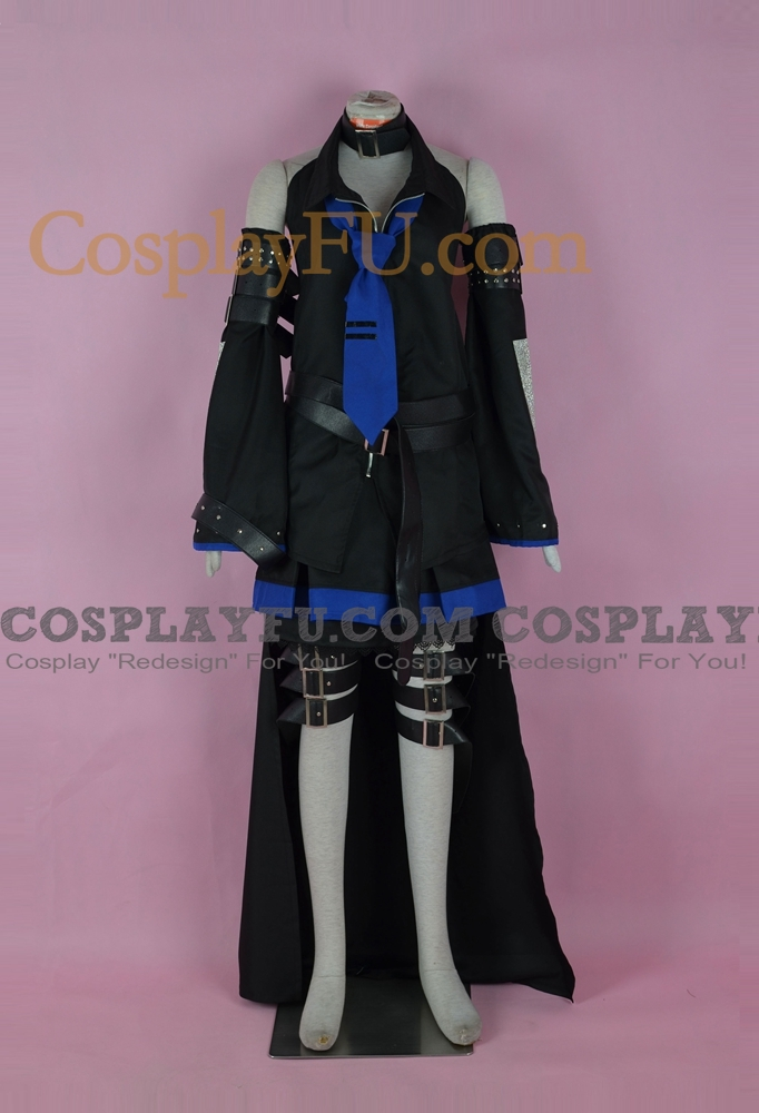 Hagane Cosplay Costume (Sweet So Sweet) from Vocaloid