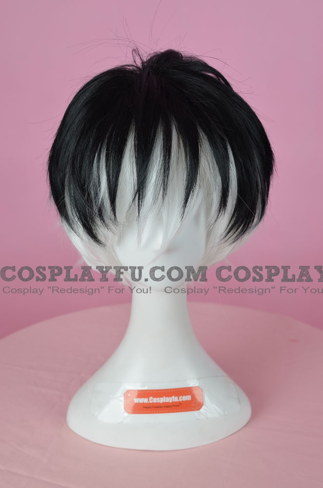 Haise Sasaki Wig from Tokyo Ghoul