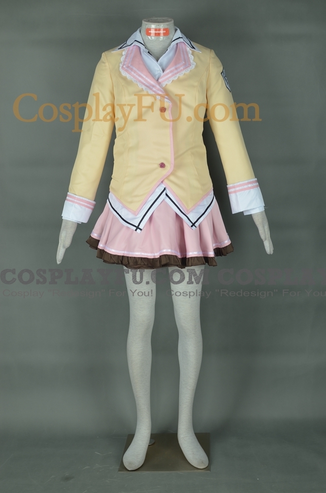 Hanei Cosplay Costume (82-001) from Supreme Candy
