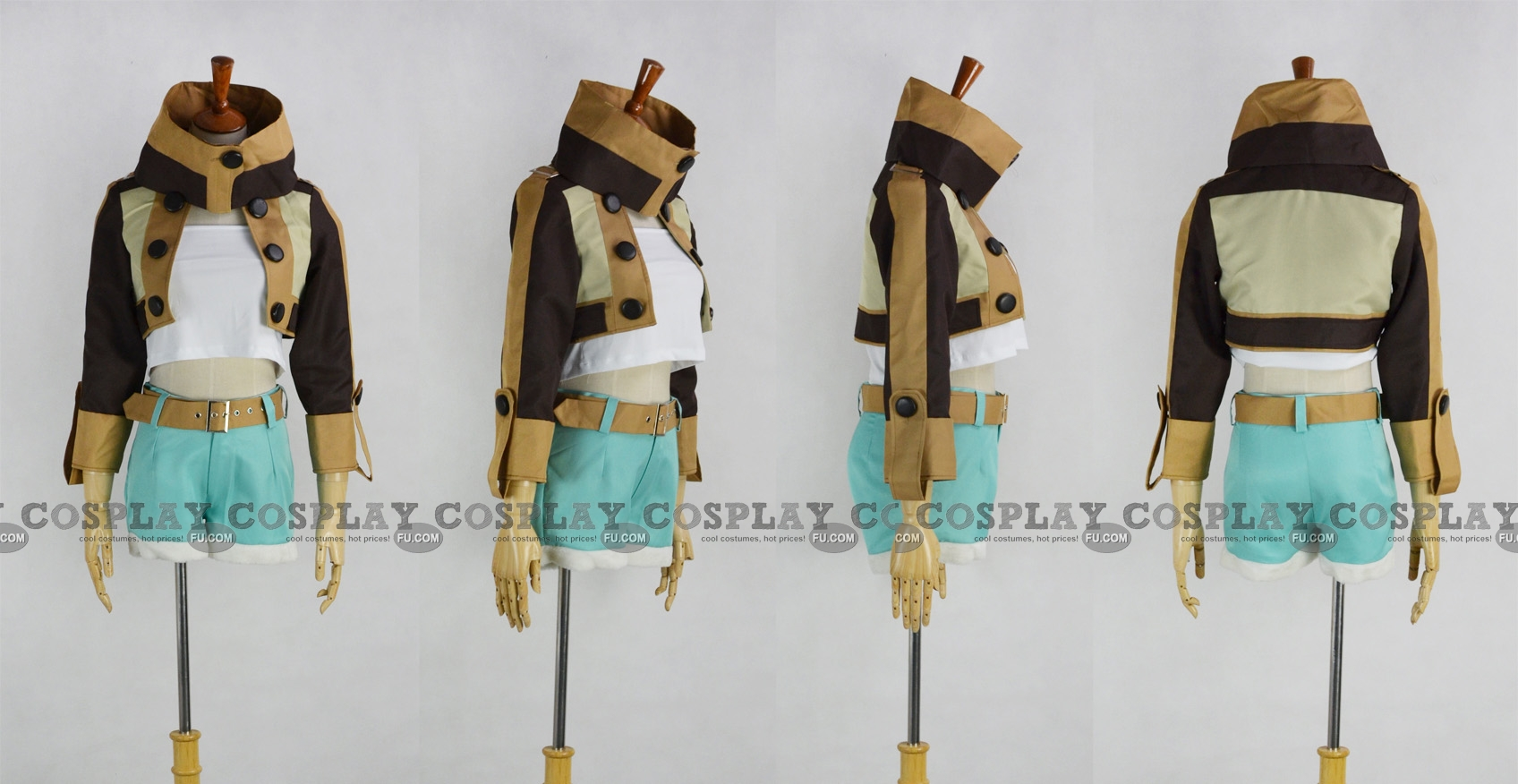 Haruka Seragaki Cosplay Costume from DRAMAtical Murder