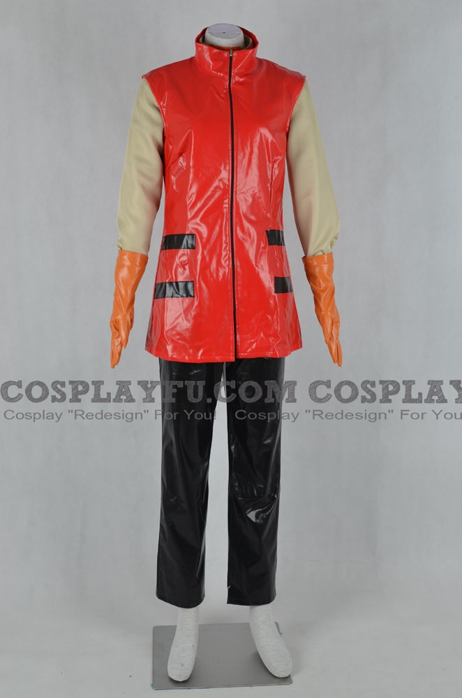Haruko Cosplay Costume from FLCL