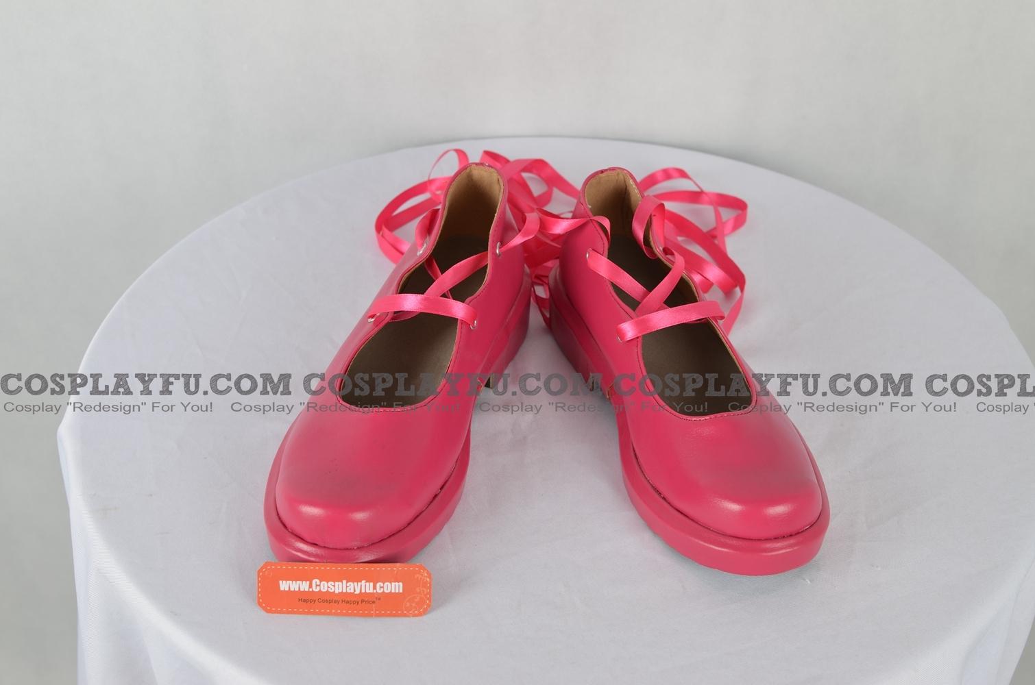 Haruna Shoes (B394) from Kore wa Zombie Desu ka