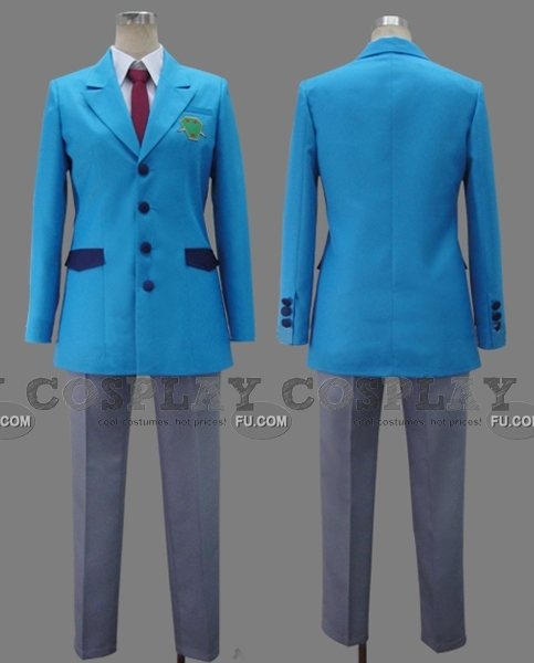 Haruto Cosplay Costume from Valvrave the Liberator